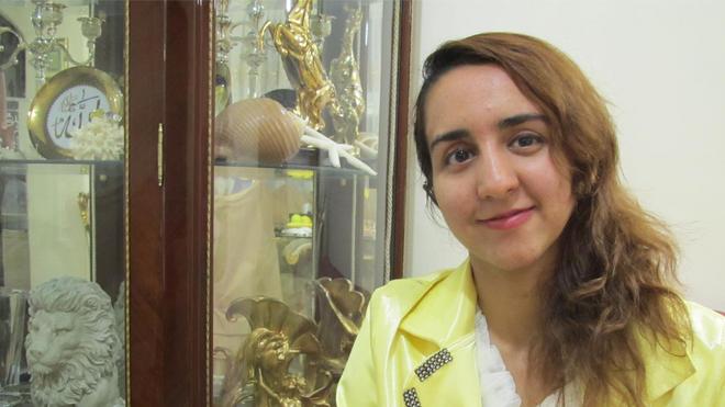 Sanaz Nazami