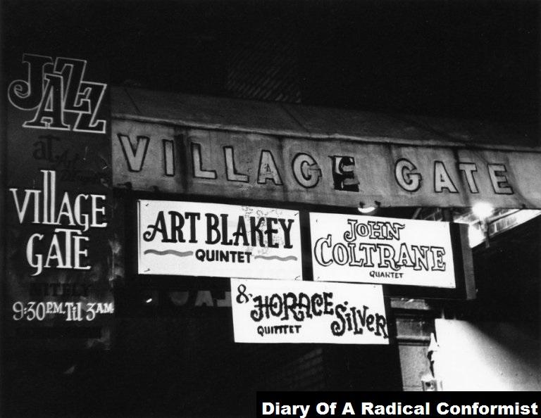 a village scene essay
