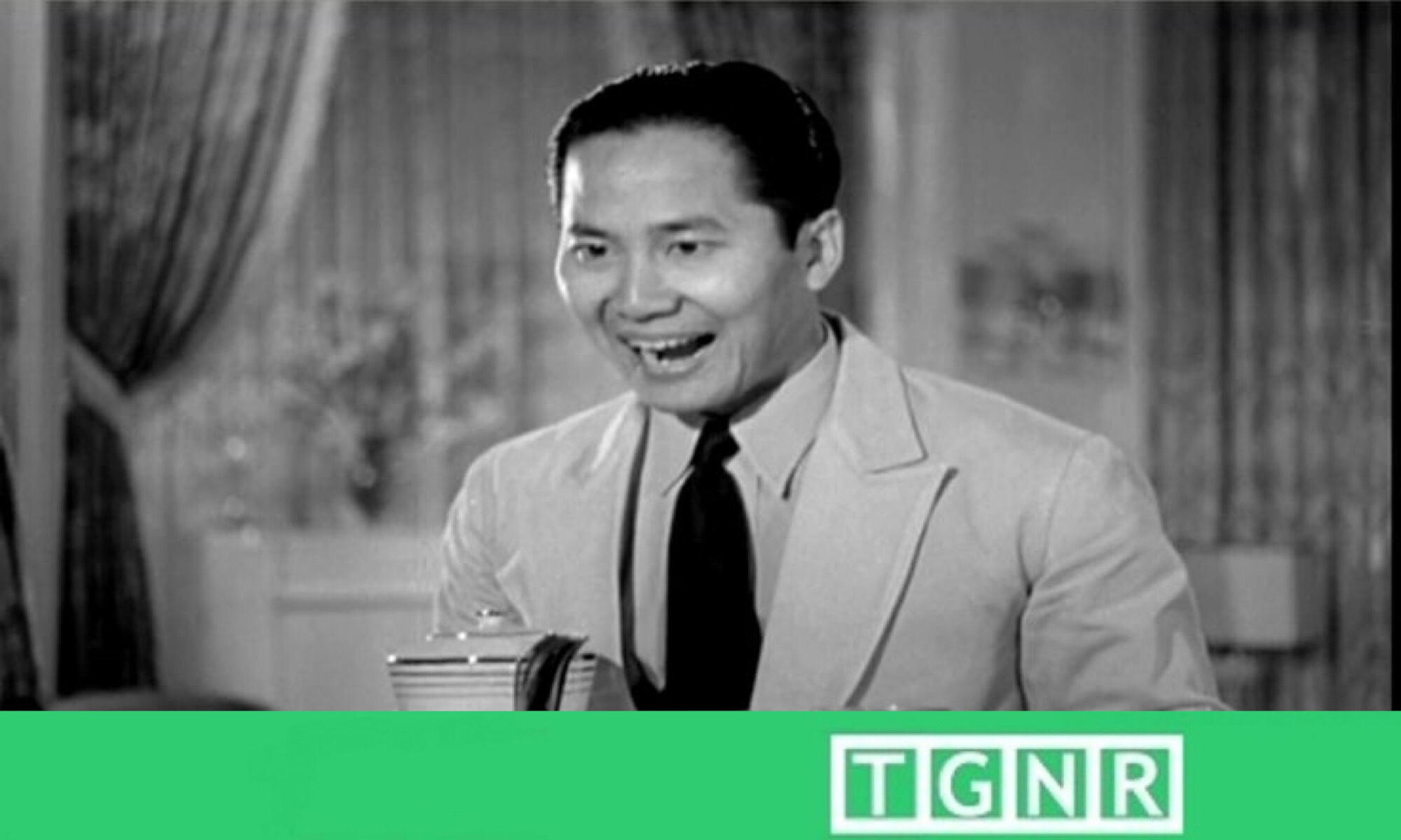 Chinese-American actor Keye Luke
